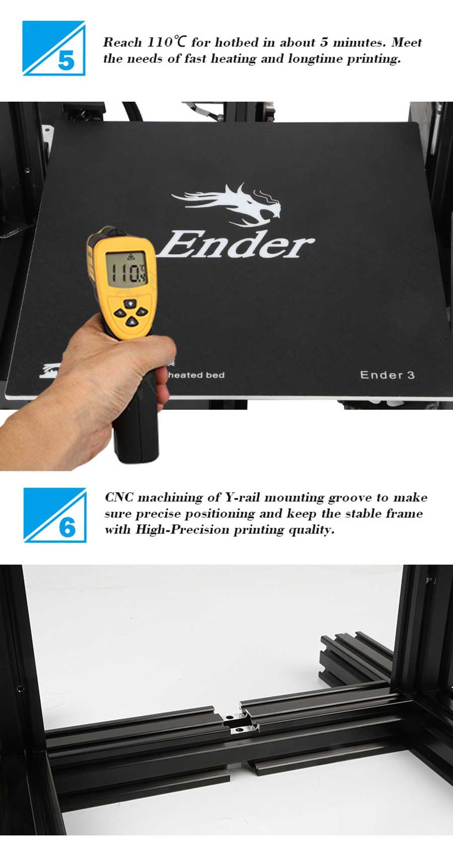 May in 3D – Ender 3 3